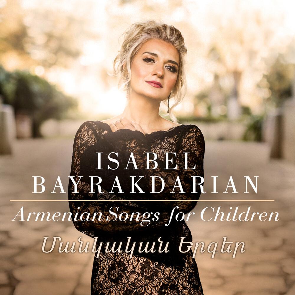 Ganatchian / Bayrakdarian / Harutyunyan - Armenian Songs For Children