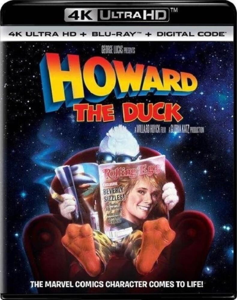 - Howard The Duck