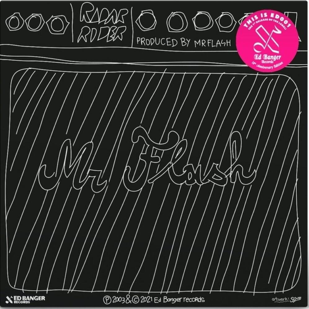 Mr Flash / Bass Day - Radar Rider / F.I.S.T. [Limited Edition] (Uk)