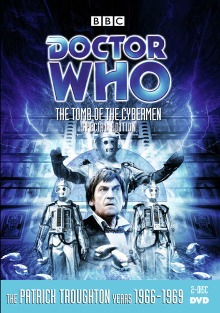 - Doctor Who: Tomb Of The Cybermen (2pc)