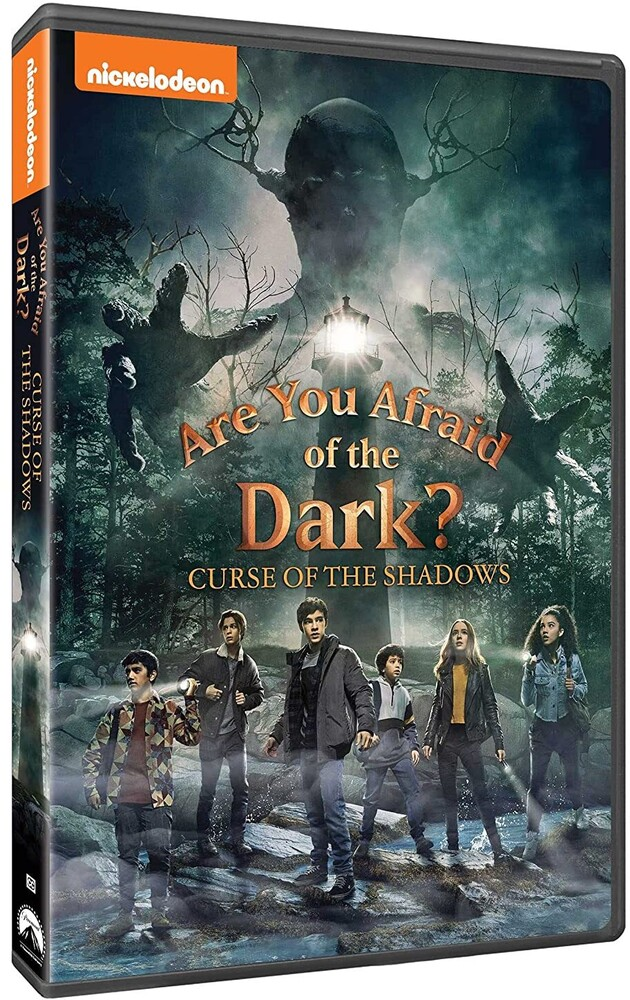Are You Afraid of the Dark: Curse of the Shadows - Are You Afraid Of The Dark: Curse Of The Shadows