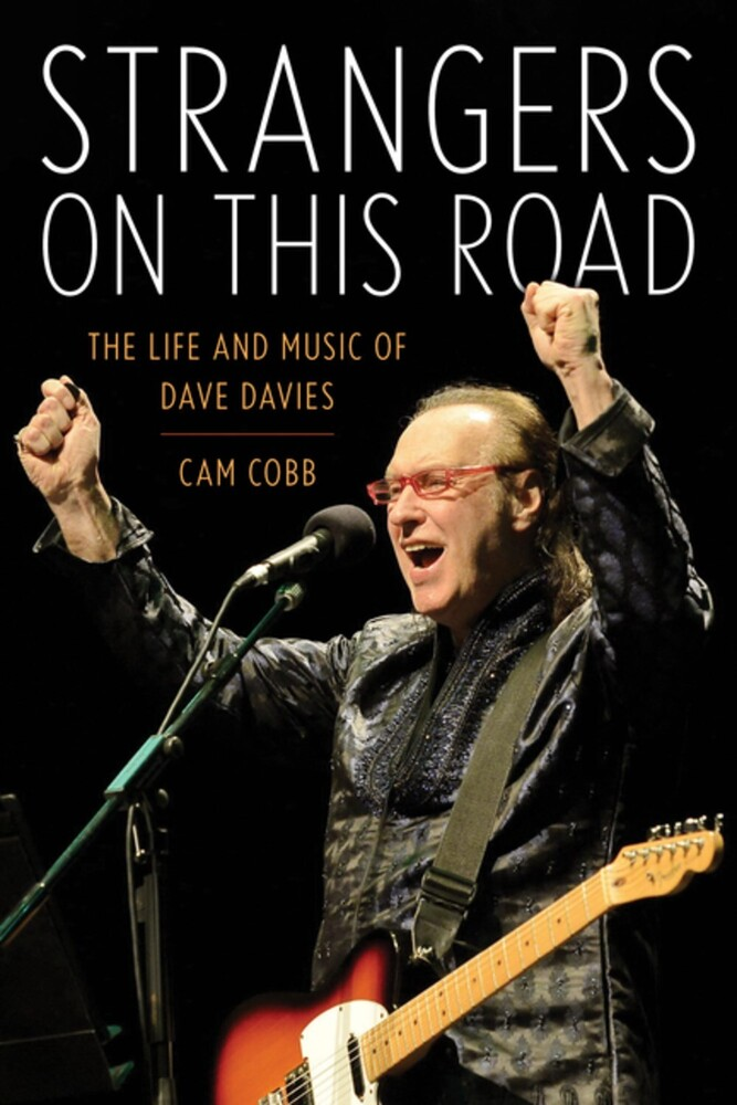 Cam Cobb - Strangers On This Road (Hcvr)