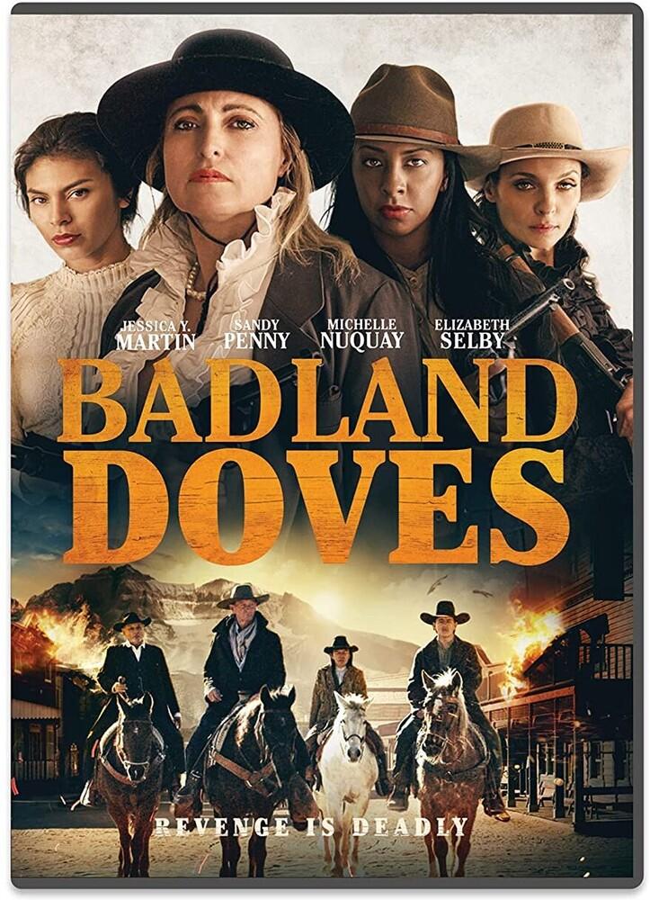 Badland Doves DVD - Badland Doves Dvd