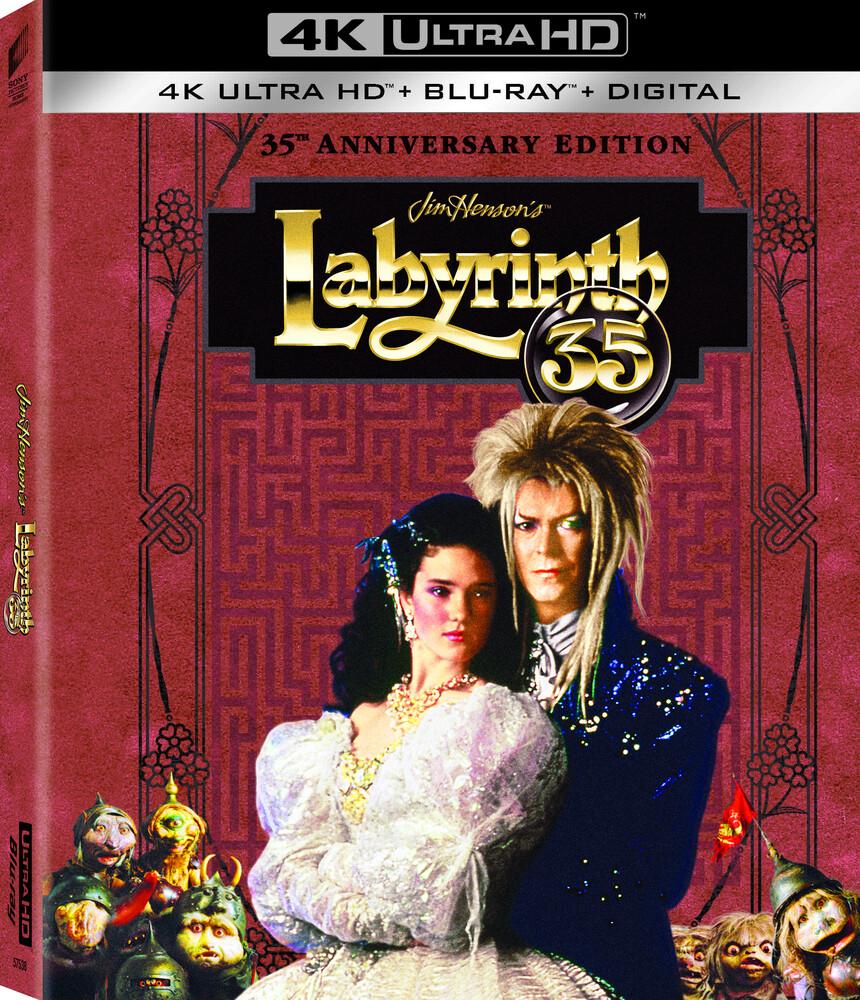 - Labyrinth: 35th Anniversary