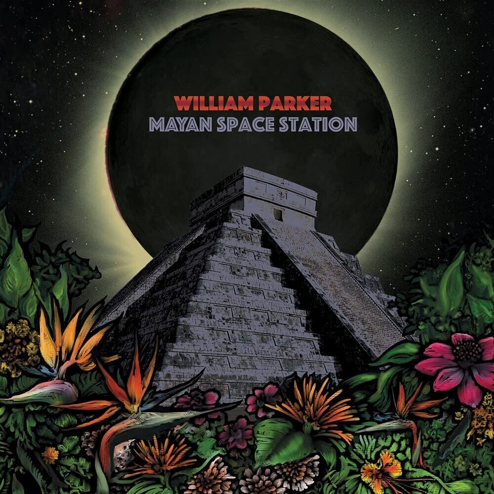 William Parker - Mayan Space Station [Download Included]