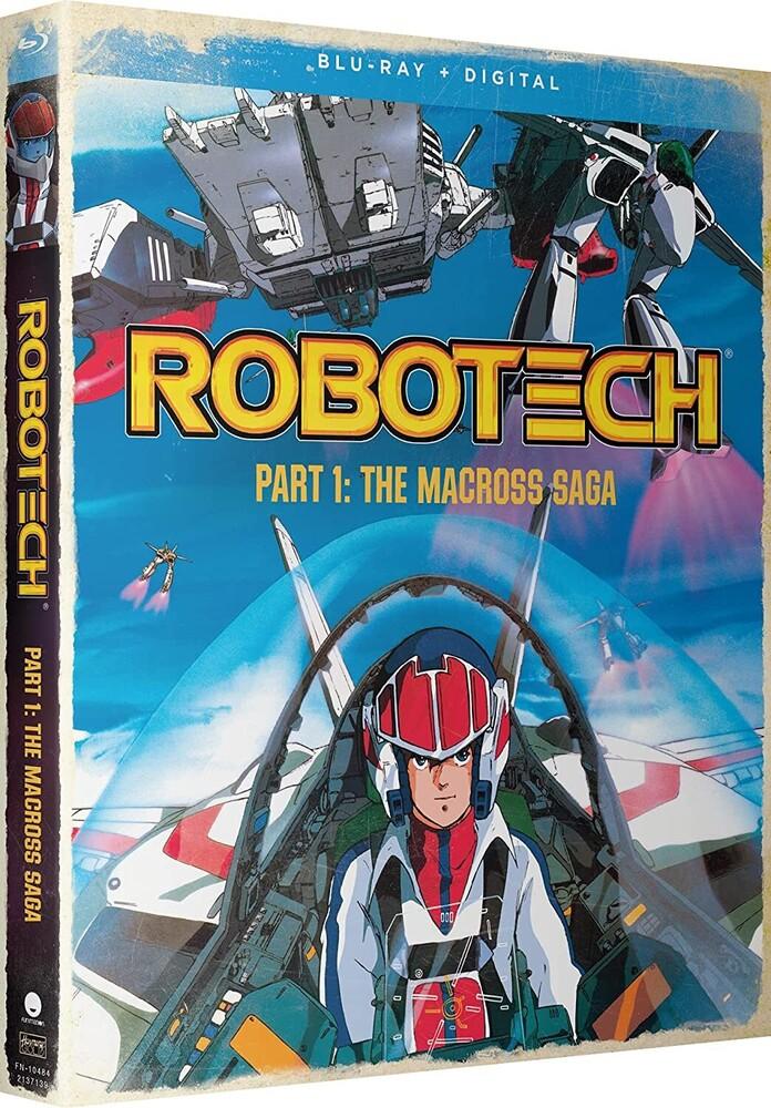 - Robotech: Part 1 (The Macross Saga) (5pc) / (Box)