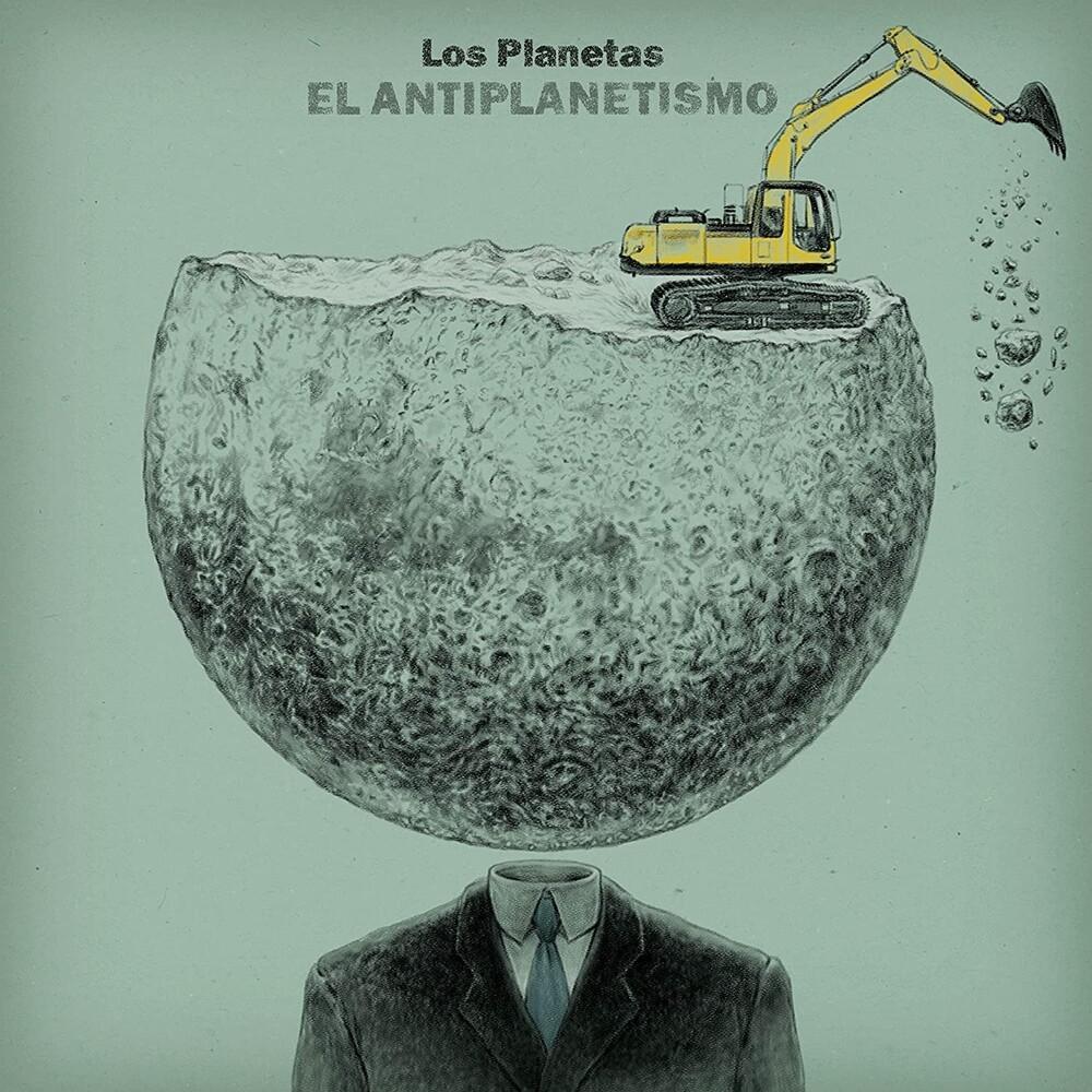 Los Planetas - El Antiplanetismo / Alegrias De Grana [Limited Edition] (Spa)