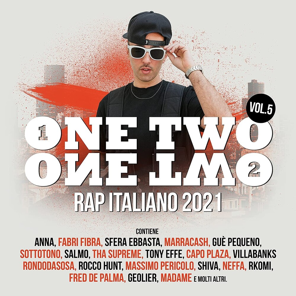 One Two One Two Vol 5: Rap Italiano 2021 / Various - One Two One Two Vol 5: Rap Italiano 2021 / Various