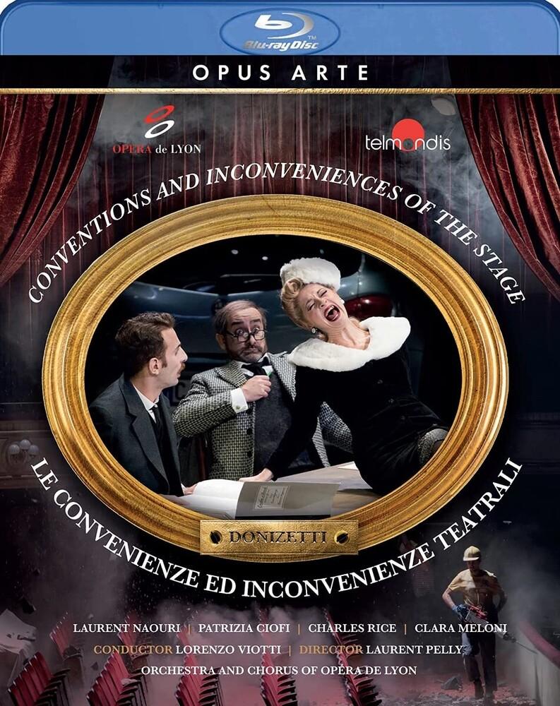 Donizetti / Naouri / Meloni - Le Convenienze Ed Inconvenienze Teatrali