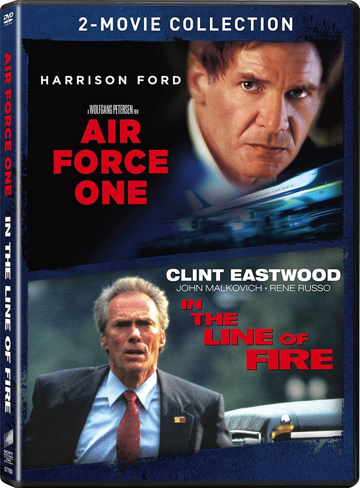 Air Force One / in the Line of Fire - Air Force One / In The Line Of Fire (2pc) / (2pk)