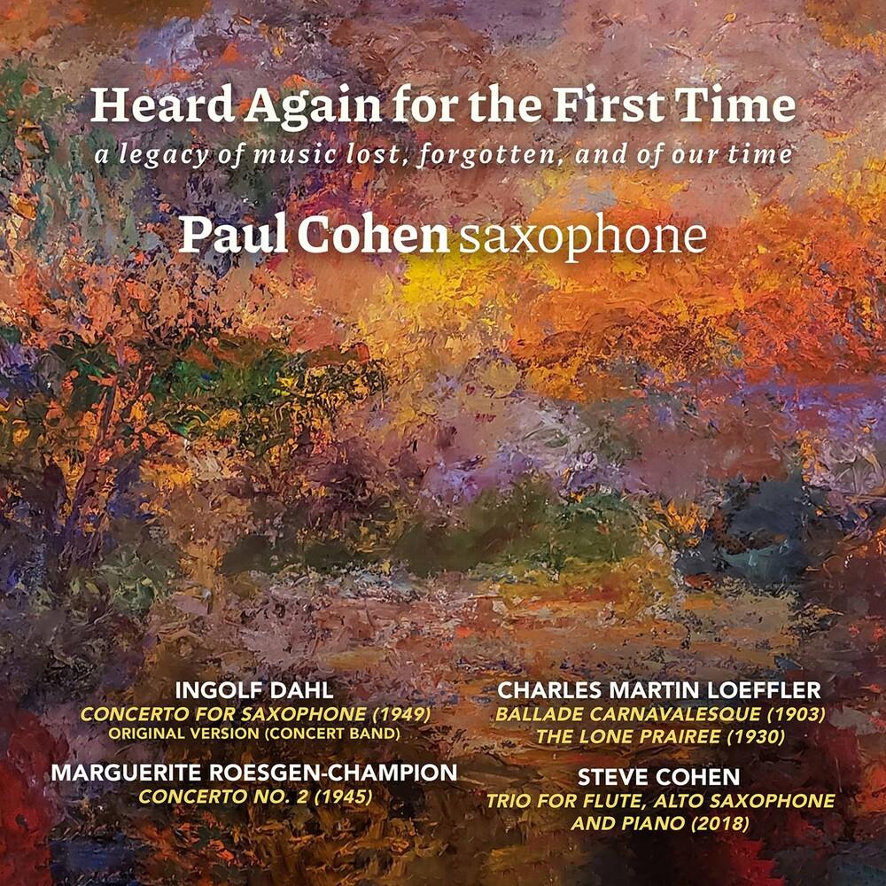Heard Again For The First Time / Various - Heard Again For The First Time / Various