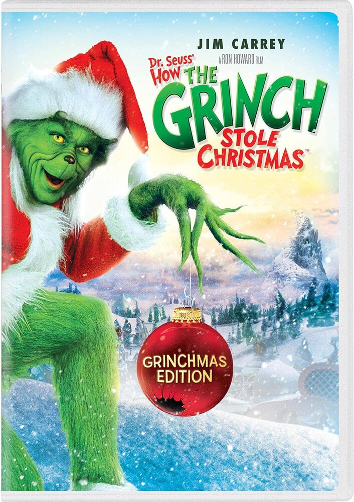 Dr Seuss's How the Grinch Stole Christmas - Dr Seuss's How The Grinch Stole Christmas / (Amar)