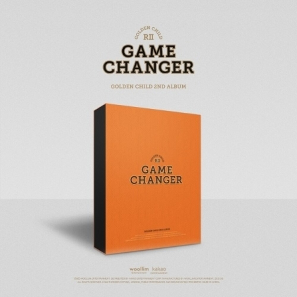 Golden Child - Game Changer (Post) (Stic) (Phob) (Phot) (Asia)