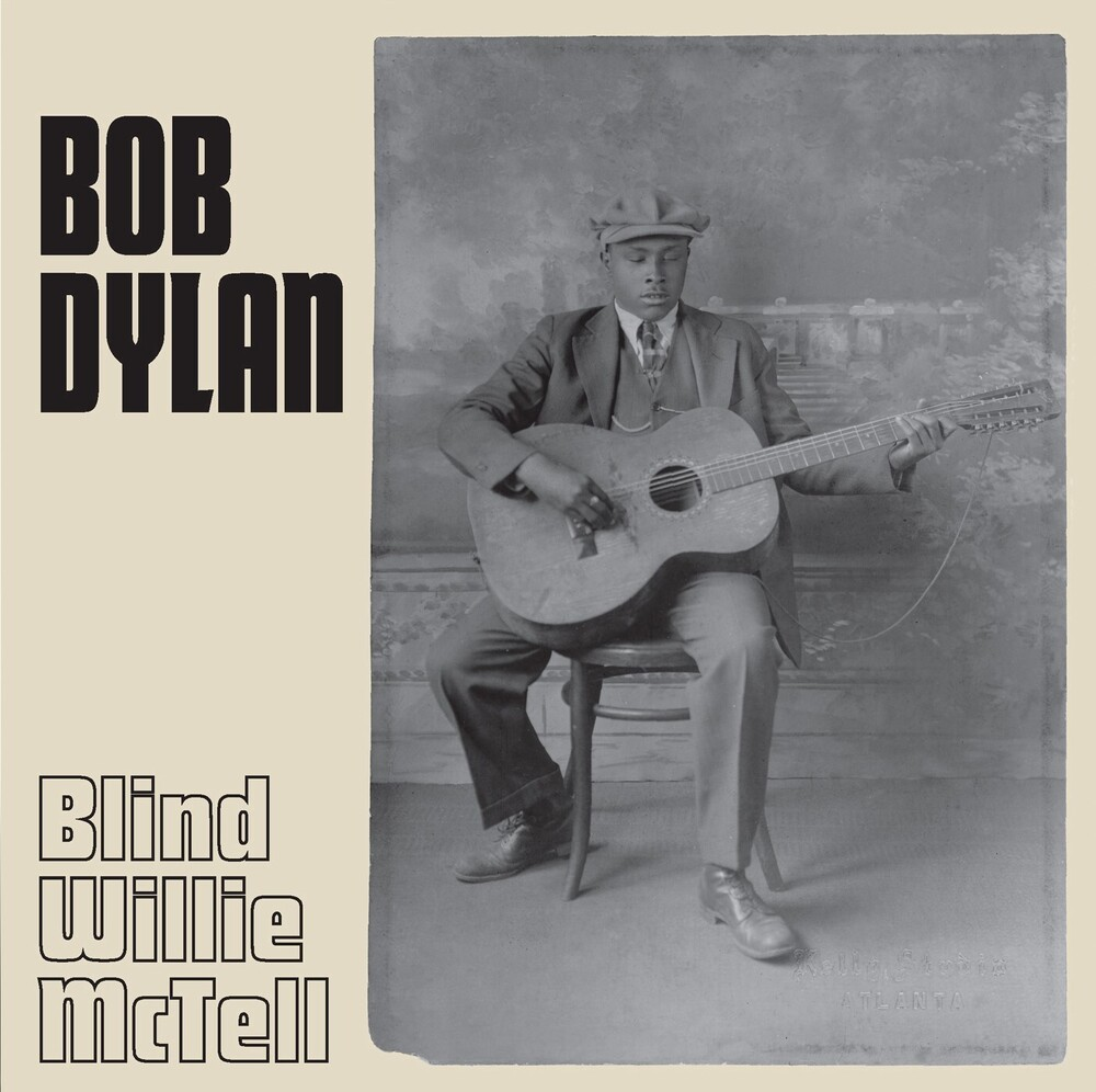 Bob Dylan - Blind Willie Mctell (Blk) [Indie Exclusive]