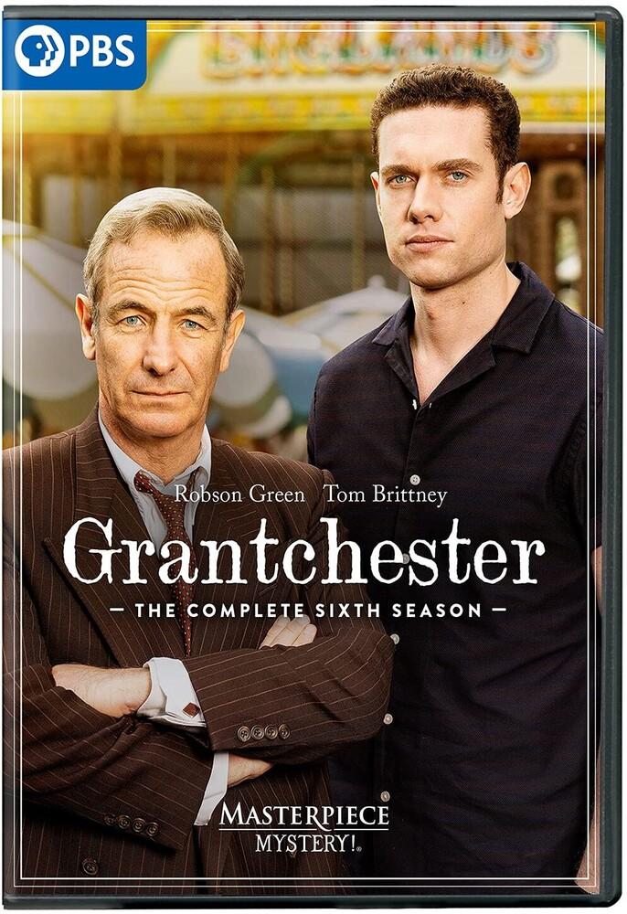 Masterpiece Mystery: Grantchester - Season 6 - Masterpiece Mystery: Grantchester - Season 6