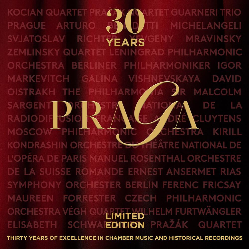 Various Artists - 30 Years of Praga - The Anniversary / Various