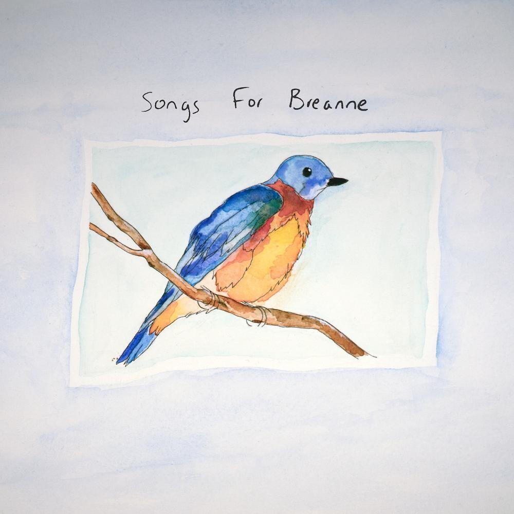 Kerekes, Mat - Songs for Breanne (Orange Splatter Vinyl)