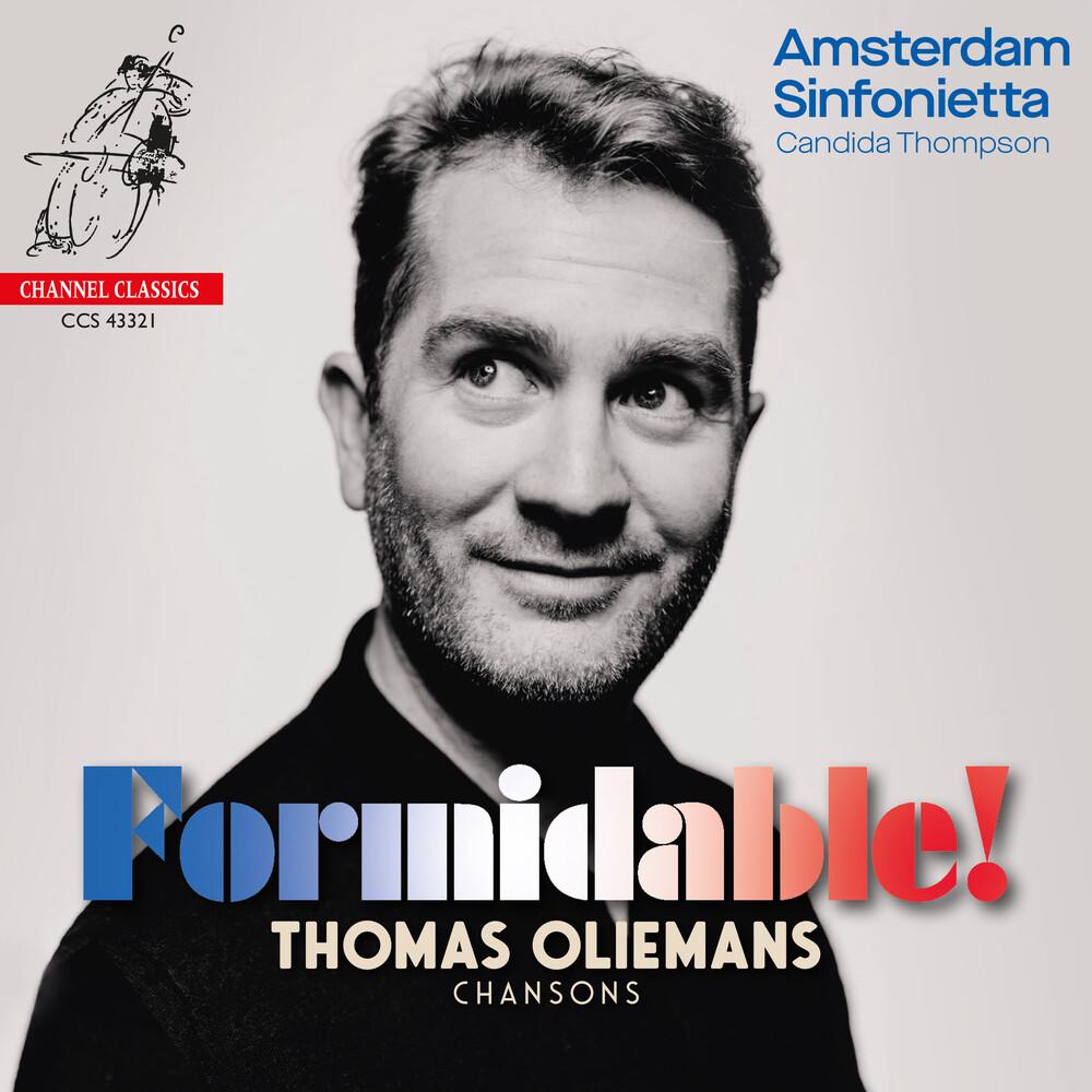 Thomas Oliemans  / Sinfonietta,Amsterdam - Formidable!