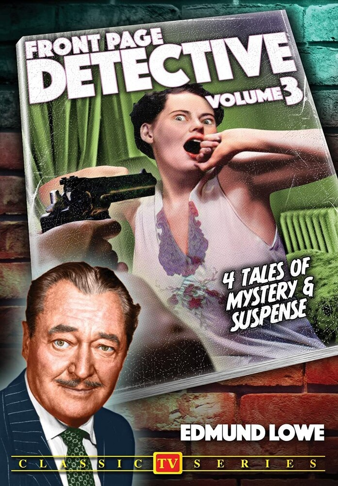 Front Page Detective: Volume 3 - Front Page Detective: Volume 3