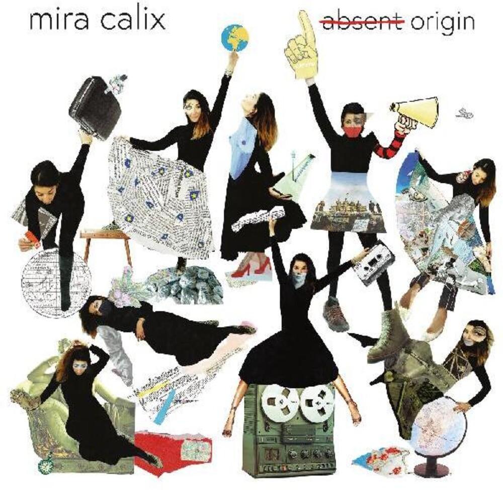 Mira Calix - Absent Origin [Digipak]