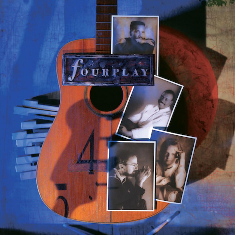Fourplay - Fourplay (30th Anniversary Edition) (Blue) [Colored Vinyl]