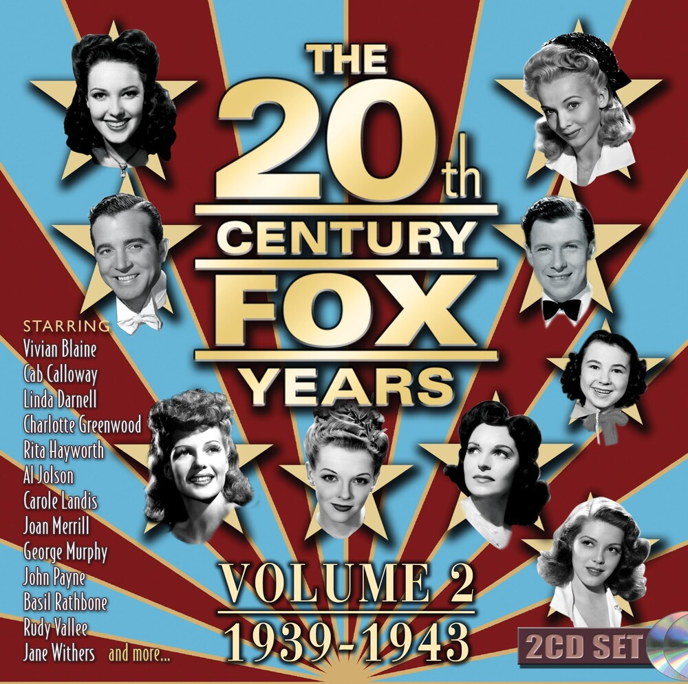 Various Artists - The 20th Century Fox Years Volume 2 (1939-1943) (Various Artists)