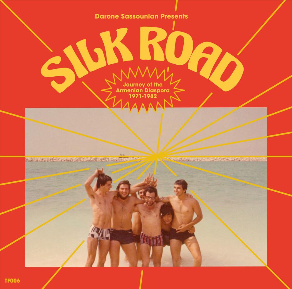 Silk Road: Journey Of The Armenian Diaspora (71-82 - Silk Road: Journey Of The Armenian Diaspora (1971-1982) / Various