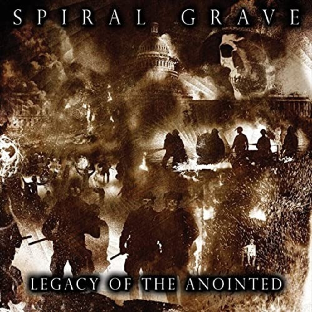 Spiral Grave - Legacy Of The Anointed (Spa)