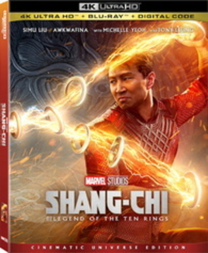 Shang-Chi & the Legend of the Ten Rings - Shang-Chi And The Legend Of The Ten Rings