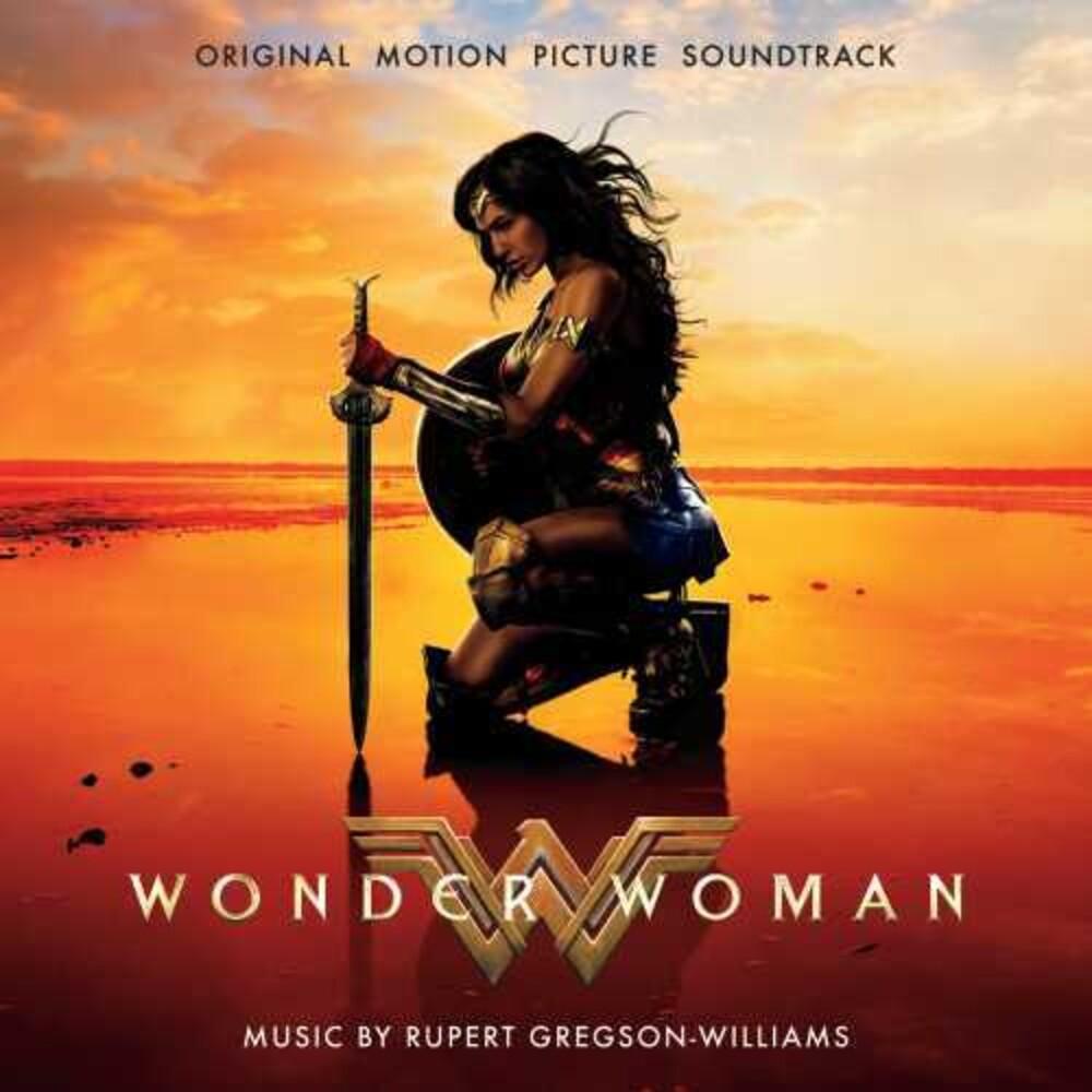 Rupert Gregson-Williams - Wonder Woman (Original Motion Picture Soundtrack)