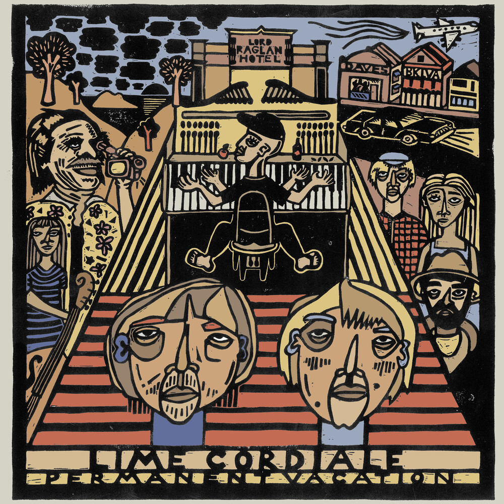 Lime Cordiale - Permanent Vacation (Aus)