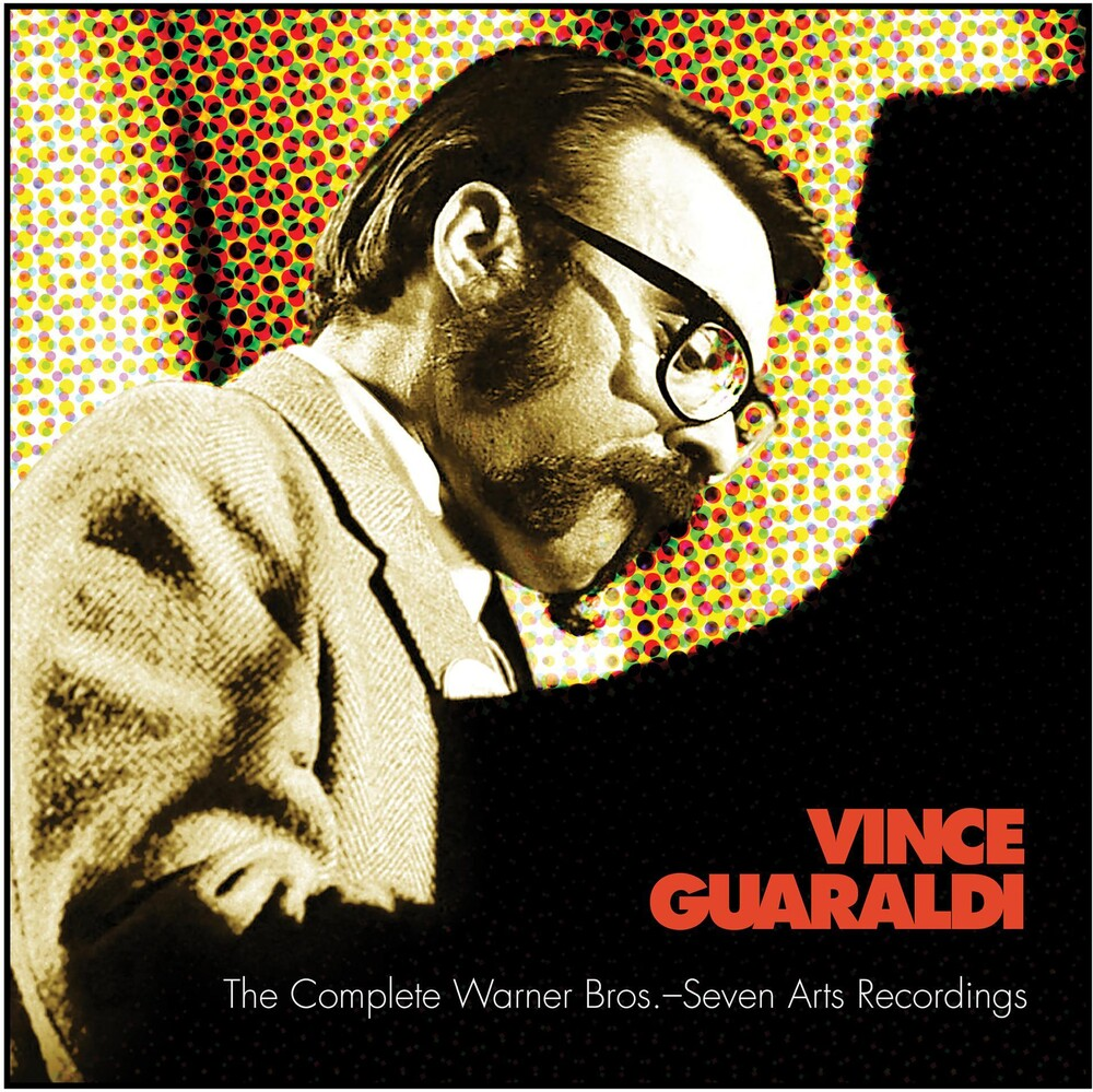 Vince Guaraldi - The Complete Warner Bros.-Seven Arts Recordings