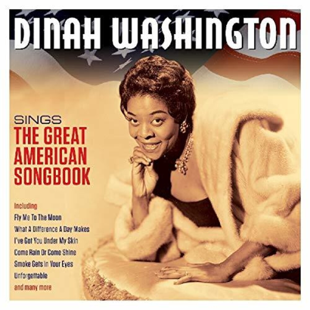 Dinah Washington - Sings The Great American Songbook