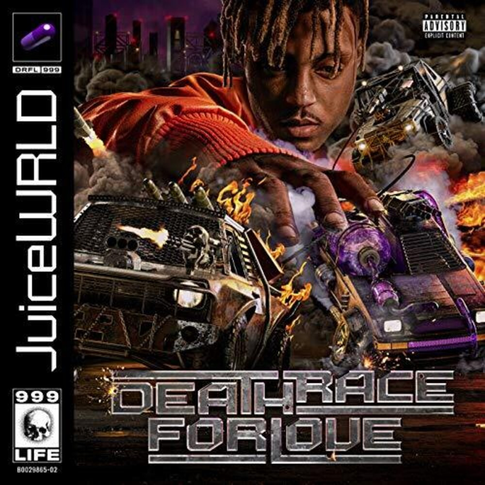 Juice WRLD - Death Race For Love (Can)