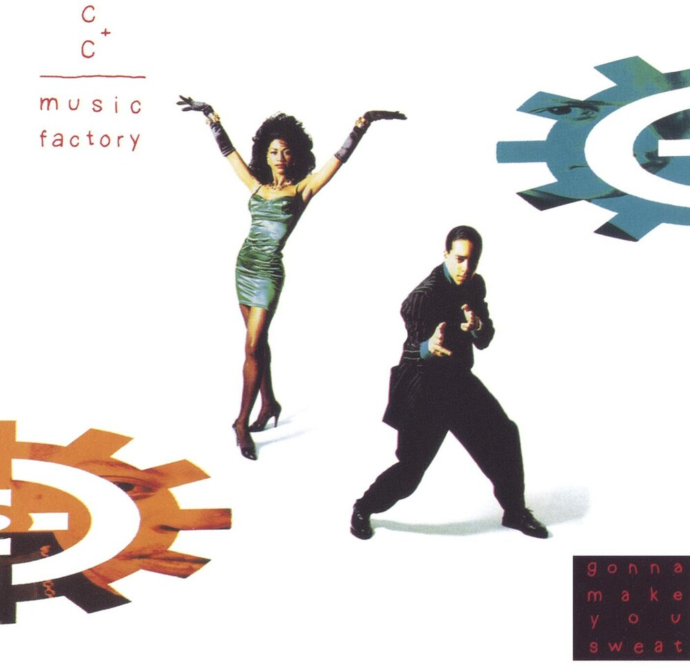C + C Music Factory - Gonna Make You Sweat (Hol)