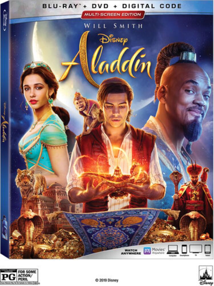 Aladdin [Disney Movie] - Aladdin [Live Action]