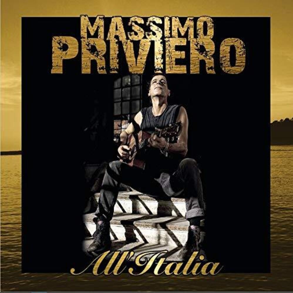 Massimo Priviero - All'italia (W/Dvd) (Ita)