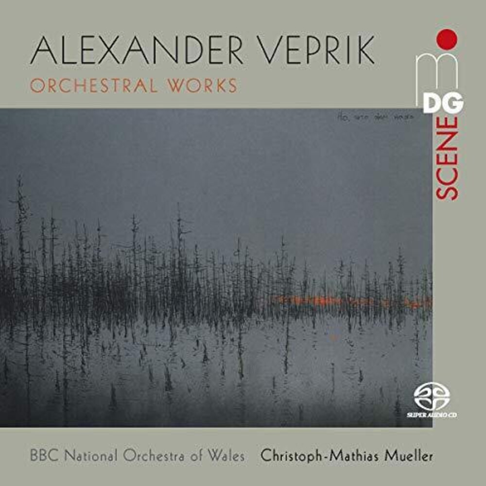 Veprik / Bbc National Orch Of Wales / Mueller - Orchestral Works (Hybr)