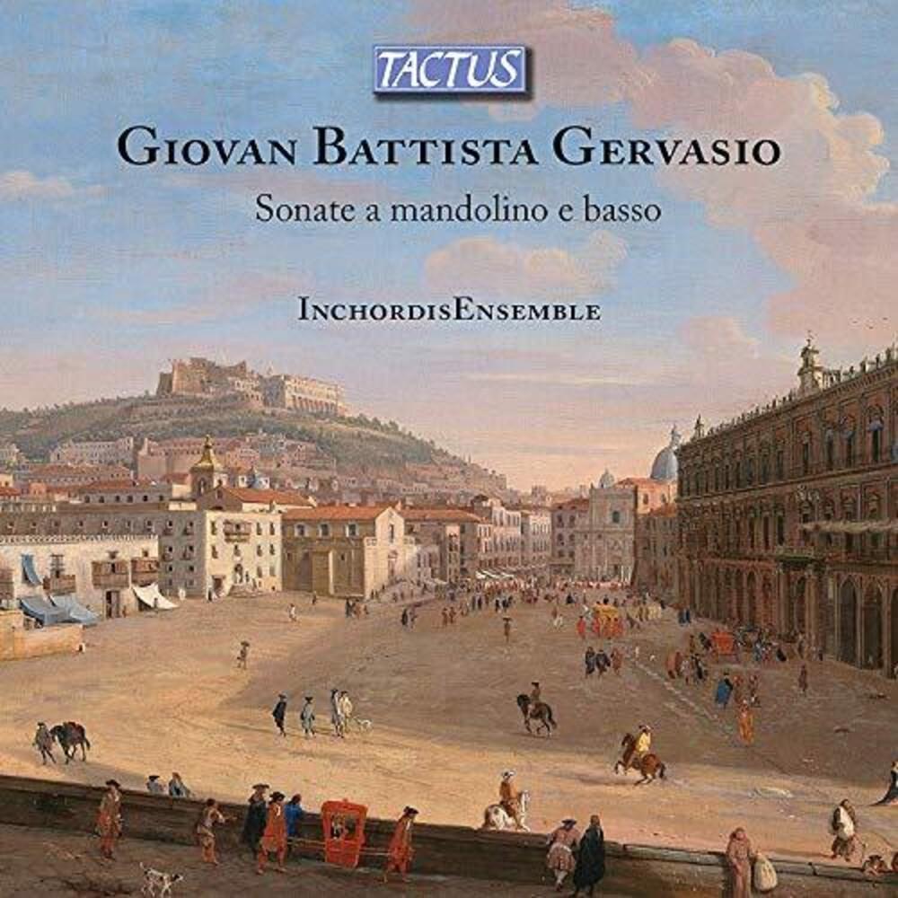 Gervasio / Zigiotti / Valgimigli - Sonatas For Mandolino & Basso