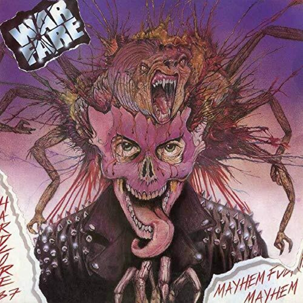 Warfare - Mayhem Fckinig Mayhem