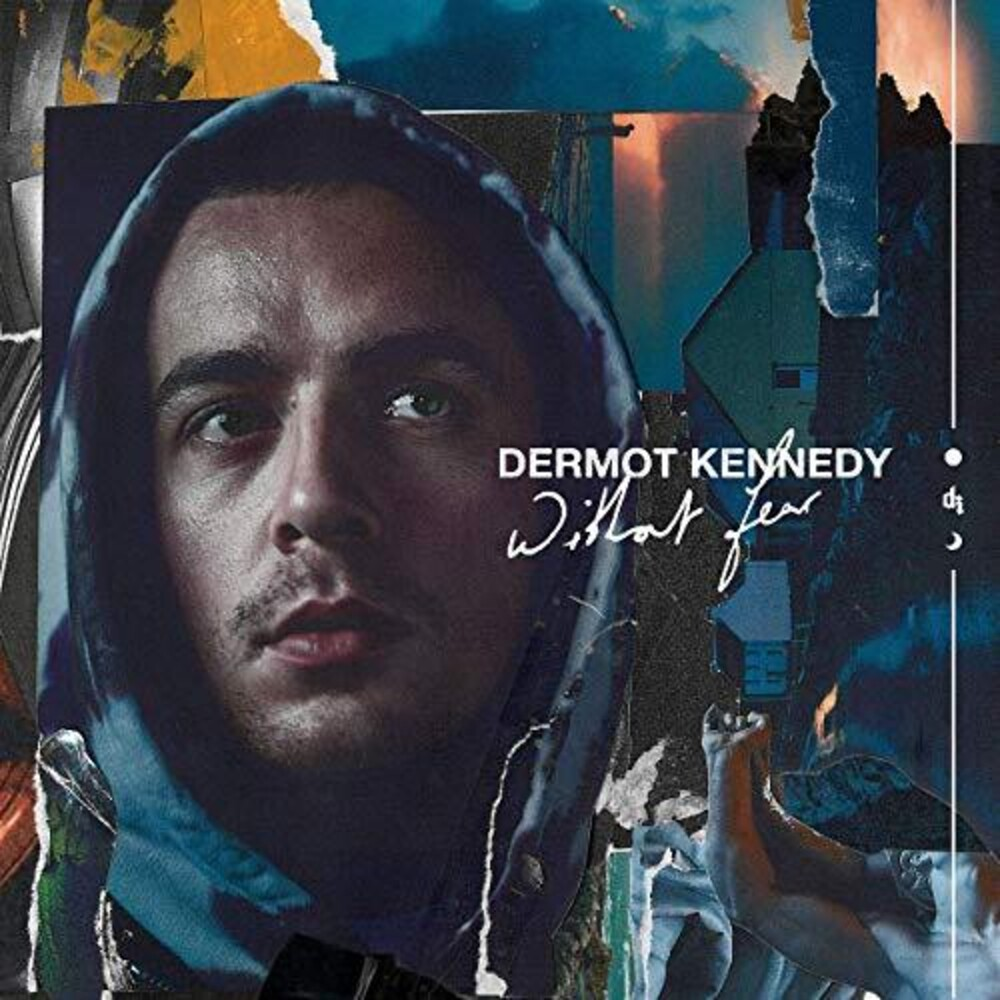Dermot Kennedy - Without Fear [Import Colored LP]