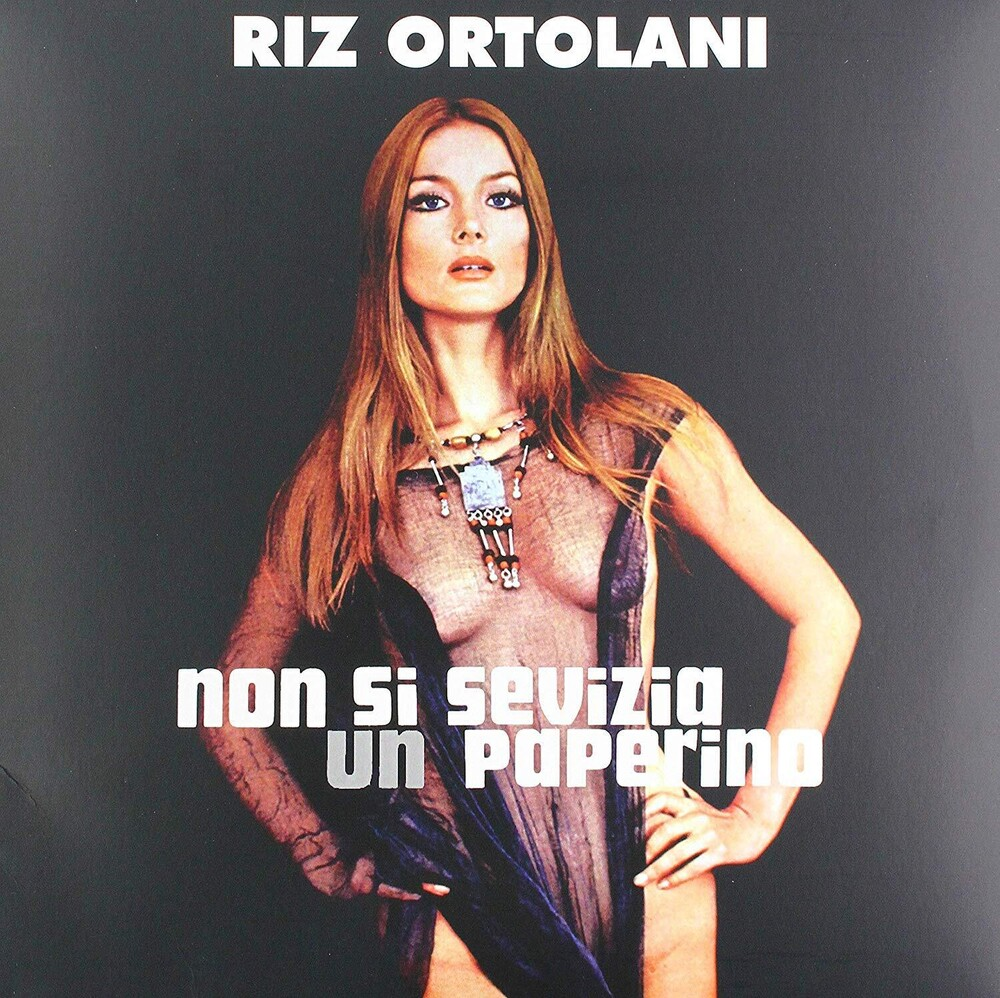 Riz Ortolani Red - Non Si Sevizia Un Paperino (Don't Torture a Ducking) (Soundtrack)