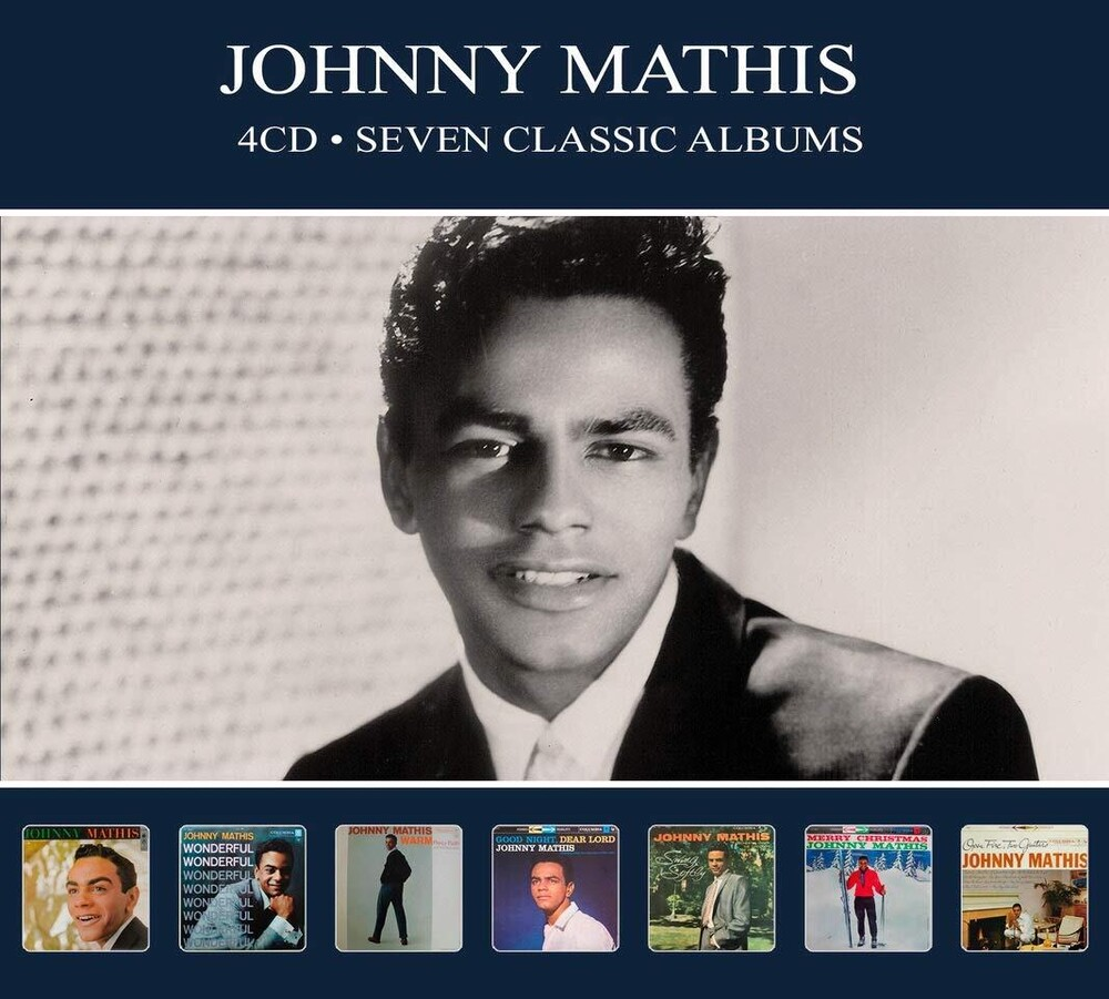 Johnny Mathis - Seven Classic Albums [Digipak] (Hol)