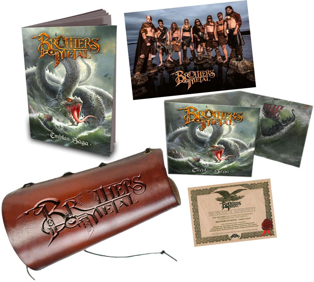 Brothers of Metal - Emblas Saga (Fanbox) [Limited Edition]