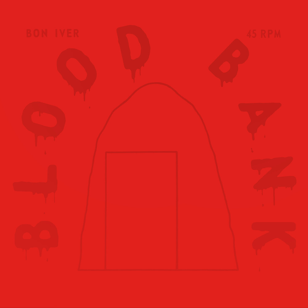 Bon Iver - Blood Bank EP: 10th Anniversary Edition [Red Vinyl]