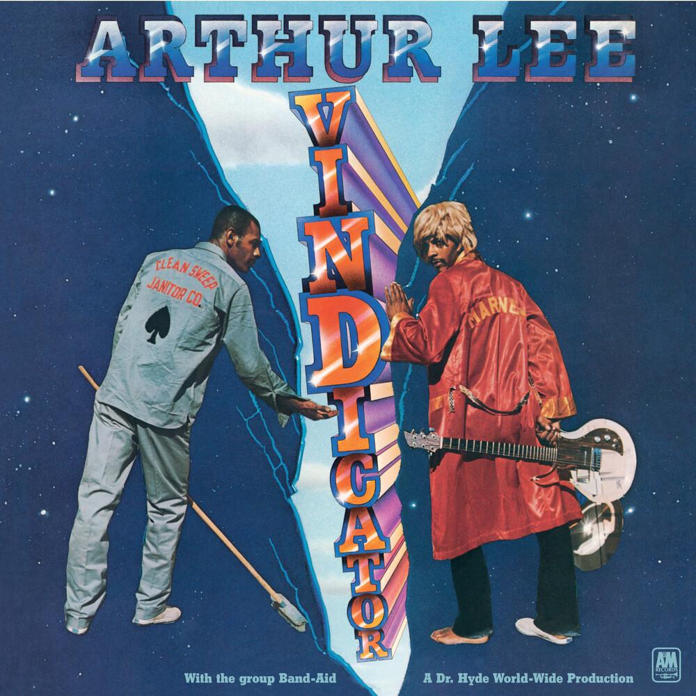 Arthur Lee - Vindicator (Gate) (Spa)