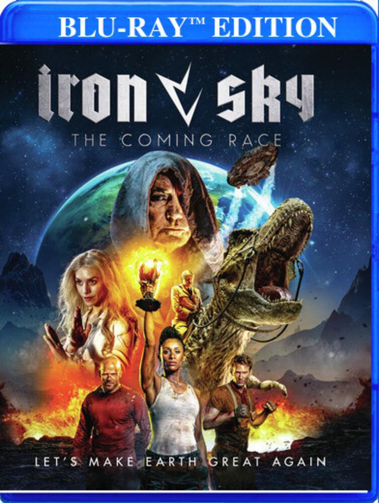 Iron Sky: Coming Race - Iron Sky: Coming Race / (Mod Ac3 Dts)