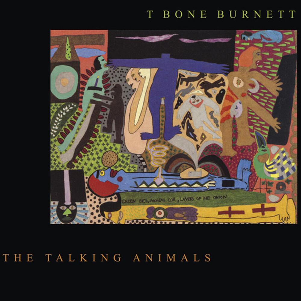 T Burnett -Bone - Talking Animals (Hol)
