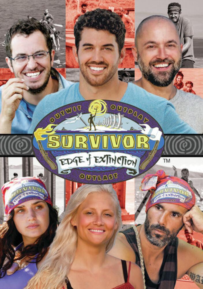- Survivor: Edge Of Extinction - Season 38 (5pc)