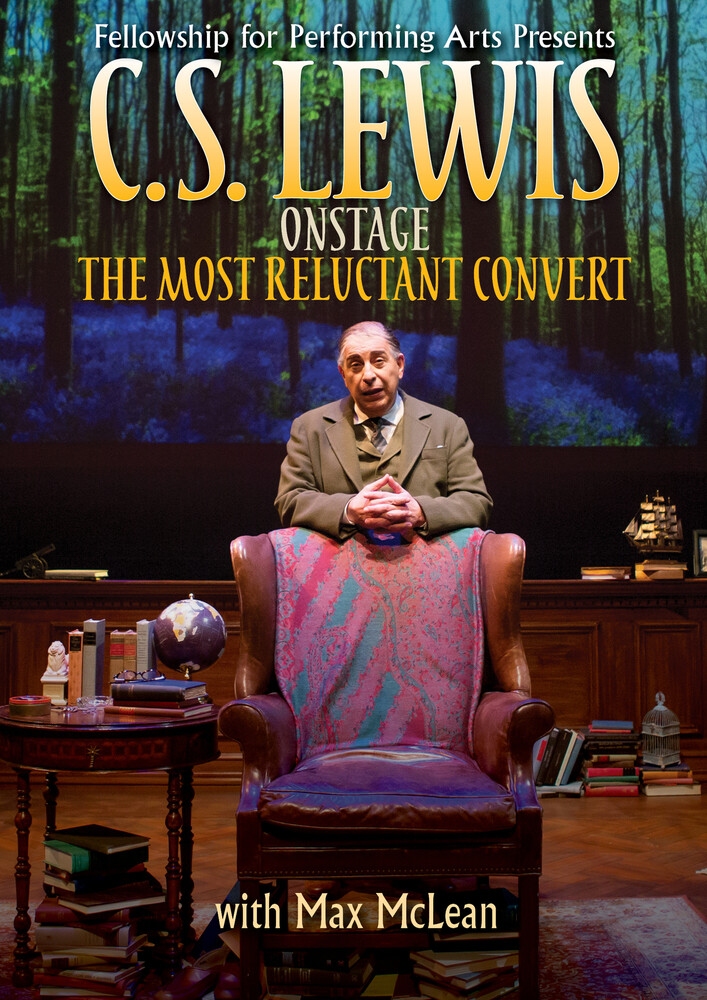 - C.S. Lewis On Stage: The Most Reluctant Convert